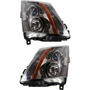 22783445, 22783446 Gm2503309c, Gm2502309c Headlight Lamp Left-and-right Lh And Rh