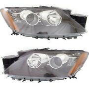 Ma2519165, Ma2518165 Hid Headlight Lamp Left-and-right Hid/xenon Lh And Rh