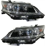 Headlight Lamp Left-and-right Lx2519138c Lx2518138c 8113048a80 8117048a80