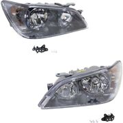 Lx2503137, Lx2502137 Hid Headlight Lamp Left-and-right Hid/xenon Lh And Rh