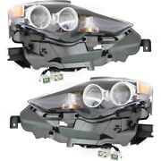 8114553751 8118553751 Lx2519141 Lx2518141 Headlight Lamp Left-and-right