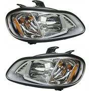 A0651039003 A0651039002 Headlight Lamp Left-and-right Lh And Rh For Freightliner