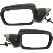 Mirror For 2001-2004 Bmw 330ci Set Of 2
