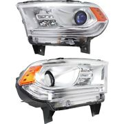 68188730ae 68188731ae Ch2503256 Ch2502256 Headlight Lamp Left-and-right