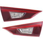 Ma2803111 Ma2802111 Set Of 2 Tail Lights Lamps Left-and-right Inside Sedan Pair