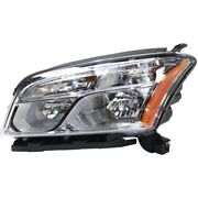 Headlight Lamp Left Hand Side For Chevy Driver Lh Trax 13-16 Gm2502401 42435939
