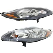 Headlight Lamp Left-and-right Fo2502300c Fo2503300c Ce8z13008a Ce8z13008b