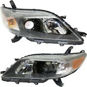 Headlight Lamp Left-and-right To2502207c To2503207c 8111008050 8115008050