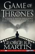 A Dance With Dragons Part 1 Dreams And Dust A, Martin Paperback+-