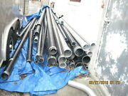 Huge Bundle Of Pvc And Fre 4 5 6 Pipe Conduit In 10' And 20' Lenghts With Fitting