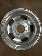 Wheel 17x6-1/2 Drw 5 Oval Openings Rear Fits 05-16 Ford F350sd Pickup 118012