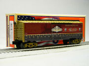 Lionel Up 150th Anniversary Boxcar O Gauge Train Golden Spike Box 1938370 New