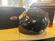 Brand New Bell Hp5 Touring Helmet Size 59 With Box And Carry Case - Carbon Black