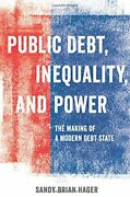 Public Debt, Inequality, And Power, Hager 9780520284661 Fast Free Shipping+=