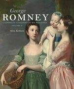 George Romney A Complete Catalogue Of His Paintings Kidson 9780300209693+=