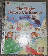 The Night Before Christmas A Golden Book