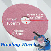 4.1 Grinding Wheel Stone Disc For Chainsaw Sharpener Grinder 3/8 And 404 Chain