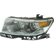 6h6z13008dc Fo2502234 Headlight Lamp Left Hand Side Driver Lh For Lincoln Mkz