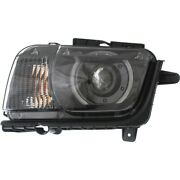 Hid Headlight Lamp Left Hand Side For Chevy Hid/xenon Driver Lh Gm2502340c