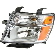 Headlight Lamp Left Hand Side Driver Lh Ni2502209 260601pa0a For Nissan Nv2500