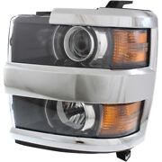 84096572 Gm2502416 Headlight Lamp Left Hand Side For Chevy Driver Lh Chevrolet