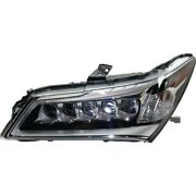 Headlight Lamp Left Hand Side Driver Lh Ac2502125 33150tz5a01 For Acura Mdx