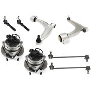 Control Arm Kit For 2005-2010 Pontiac G6 Front Left And Right Set Of 8