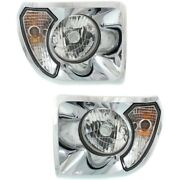 Headlight Lamp Left-and-right A0688632006 A0688632007 Lh And Rh For 108sd 12-17