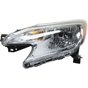 Headlight Lamp Left Hand Side Driver Lh Ni2502238 260609mb0a For Versa Note