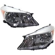 Headlight Lamp Left-and-right To2518132c To2519132c 8113052d30 8117052d30