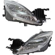 Gs3l510l0g, Gs3l510k0g Ma2518127c, Ma2519127c Headlight Lamp Left-and-right