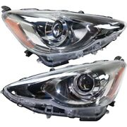 Headlight Lamp Left-and-right To2502236c To2503236c 8111052k70 8115052k70
