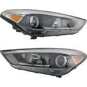 Headlight Lamp Left-and-right Hy2502199, Hy2503199 92101d3150, 92102d3150