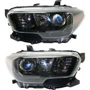8111004280 8115004280 To2502254 To2503254 Headlight Lamp Left-and-right