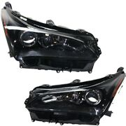Headlight Lamp Left-and-right Lx2519142 Lx2518142 8114578060 8118578060