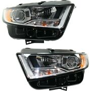 Ft4z13008a Ft4z13008f Fo2502341 Fo2503341 Headlight Lamp Left-and-right