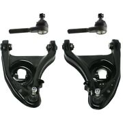 Set Of 4 Control Arms Front Left-and-right For Country With Ball Joints Ford