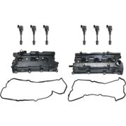 Valve Cover For 2003-2007 Nissan Murano Front And Rear Kit