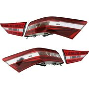 Tail Light Lamp Left-and-right Lh And Rh For Toyota Avalon 2013-2015