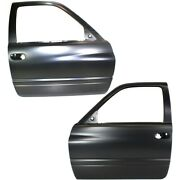 Door Shells Set Of 2 Front Left-and-right For Ram Truck 55023572 55023573 Pair