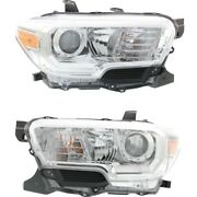 8115004250 8111004250 To2502242 To2503242 Headlight Lamp Left-and-right