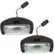 Pair Set Of 2 Fog Lights Lamps Front Left-and-right For Chevy Olds S10 Pickup