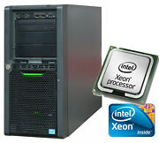 24/7 Use 64-bit Server 4xcore Fsc Primergy Tx140 S1 2x500 Sata Raid 8gb Ddr3