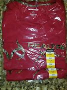 5 Sale Realtree Xtra Retail Lot Of 240 Shirts Red Camo Antlers Mens Hunting Lg