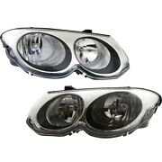 Headlight Lamp Left-and-right For 300 Ch2503126, Ch2502126 4780013ad, 4780012ad