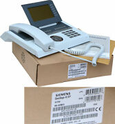 Ip Phone Siemens Openstage 40 Sip Boxed L30250-f600-c100 S30817-s7402-a101- 44a
