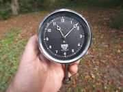 Antique 1920and039s 1930and039s Smiths Dash Wind Up Car Auto Clock Works Austin Crowley