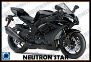 For 2008-10 Zx-10r Zx10 Abs Plastic Injection Mold Full Fairing Set Bodywork P12