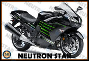 For 2012-20 Zx-14r Zx14 Abs Plastic Injection Mold Full Fairing Set Bodywork P01