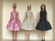 Dressmaker Details Assortment With 2 Tops Skirt And Shoes For 12-inch Dolls New